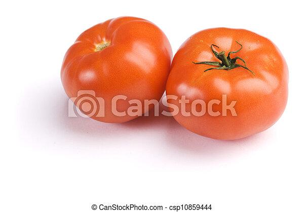 Ripe tomatoes - csp10859444