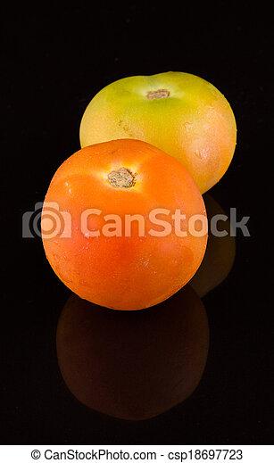 Ripe Tomatoes - csp18697723