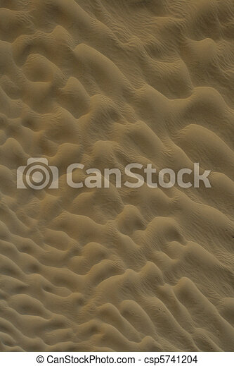 Ripples in the Sand - csp5741204