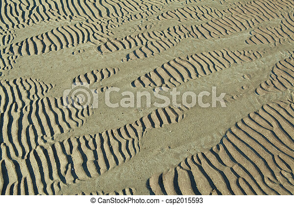 ripples in the sand - csp2015593