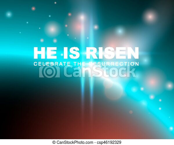 risen, hij - csp46192329