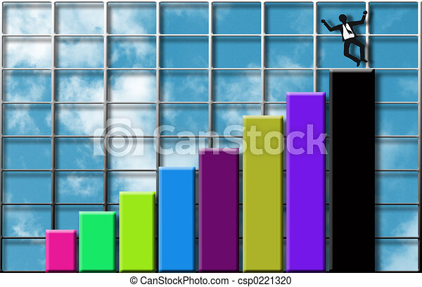 Rising profits - csp0221320