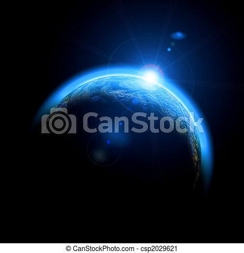Black earth rising theme