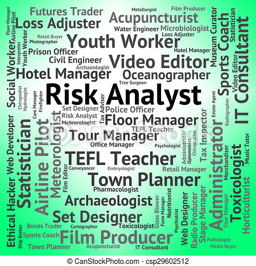 risk analyst represents analysers position and analysts csp29602512