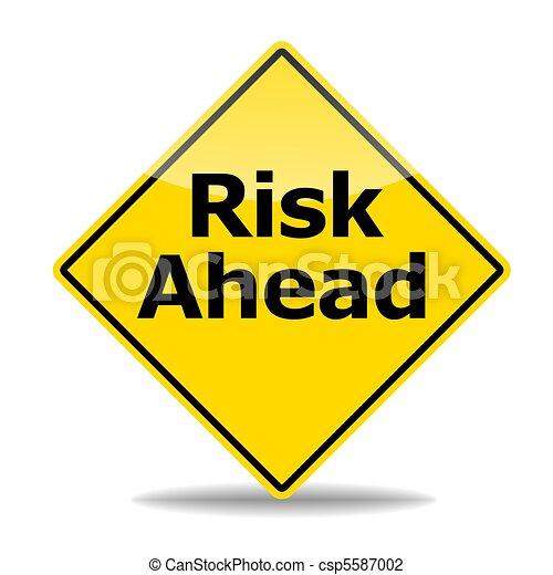 risk concept - csp5587002