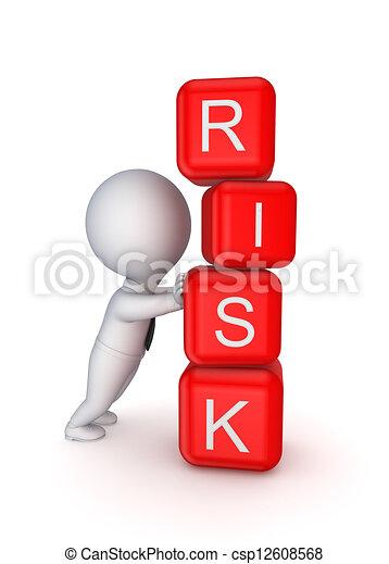 Risk concept. - csp12608568