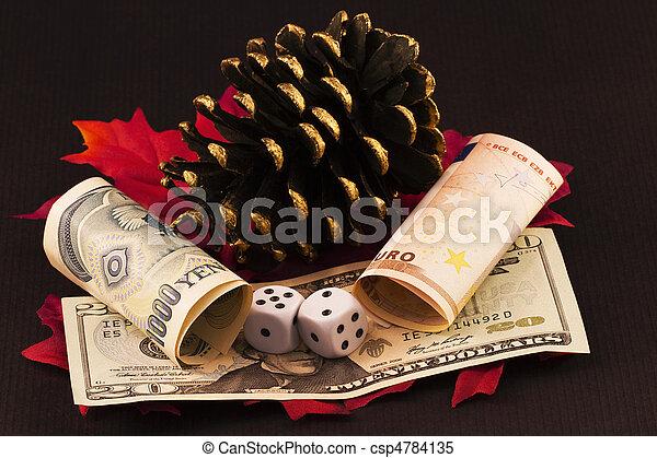 Risky Bets - csp4784135