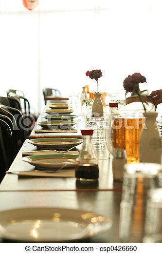 ristorante - csp0426660