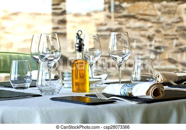 ristorante - csp28073366
