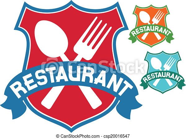 ristorante, etichetta - csp20016547