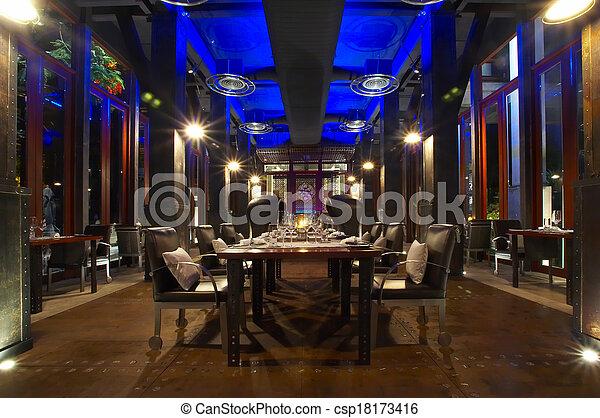 ristorante - csp18173416