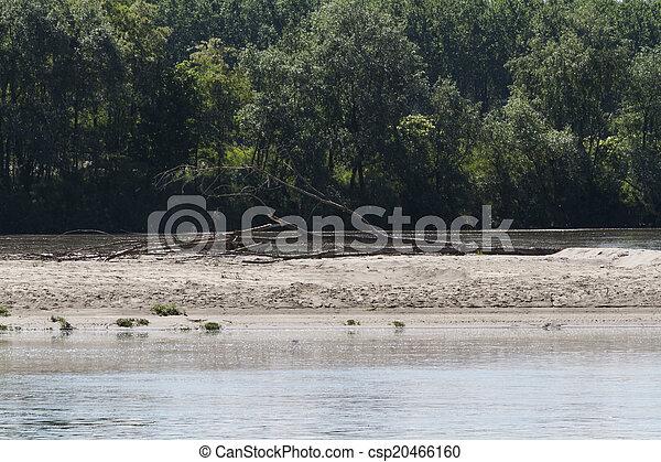 river landscape - csp20466160