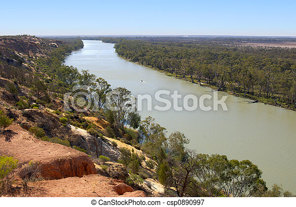 river murray - csp0890997