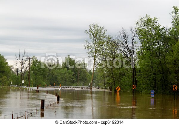 River Overflowed - csp6192014