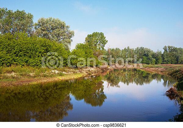 River - csp9836621