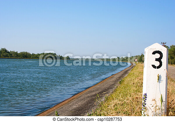 river rhine - csp10287753