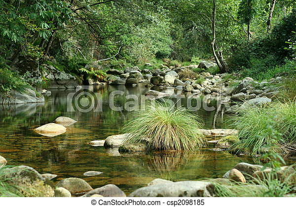 River scenics - csp2098185