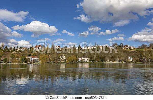 River Seine - csp60347814