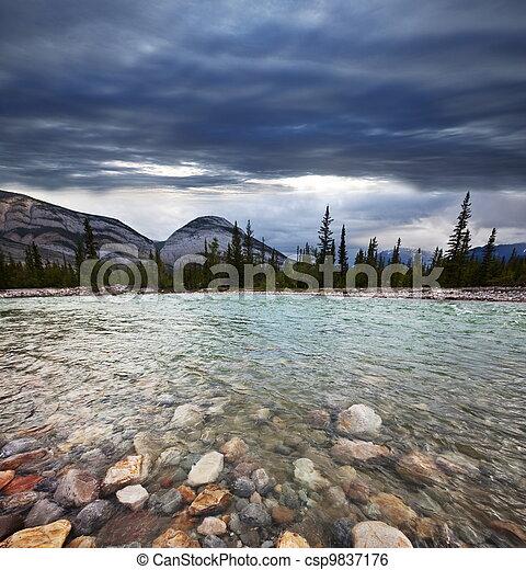 River - csp9837176
