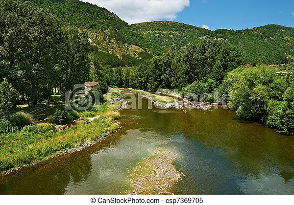 River - csp7369705