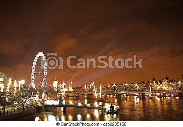 River Thames #1 - csp0205156