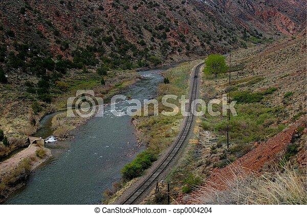 River & Tracks 4968 - csp0004204