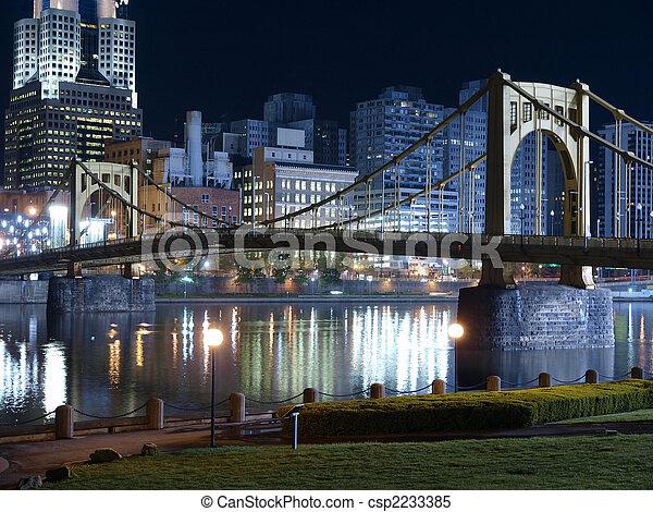 Riverfront Park - csp2233385