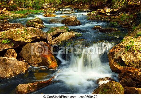 rivière - csp0690470
