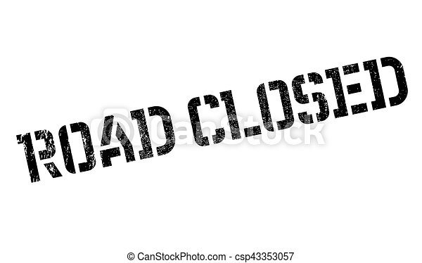 road closed rubber stamp grunge design with dust scratches rh canstockphoto com grunge volleyball clipart grunge heart clipart