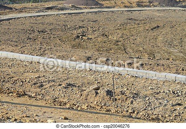 Road Construction - csp20046276