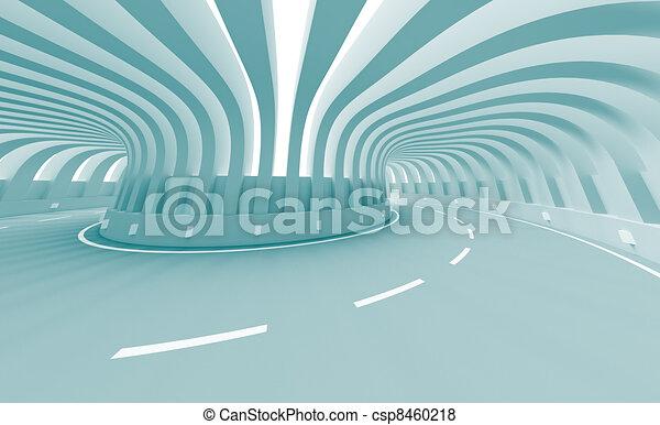 Road Construction - csp8460218