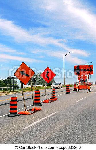 Road construction - csp0802206