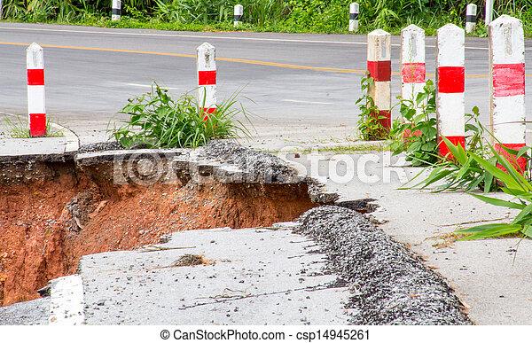 Road Construction - csp14945261