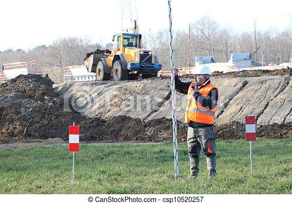 Road Construction - csp10520257