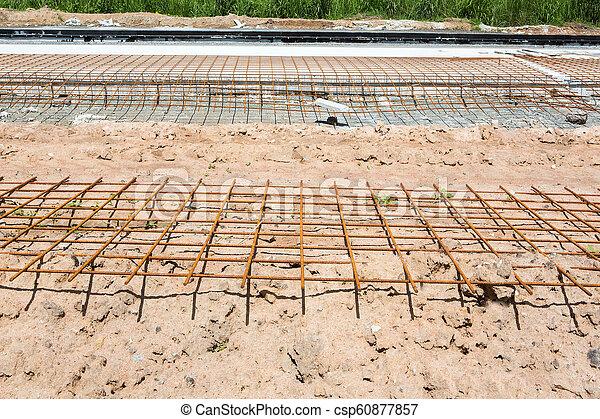 Road construction - csp60877857