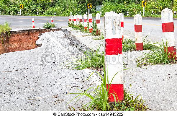 Road Construction - csp14945222