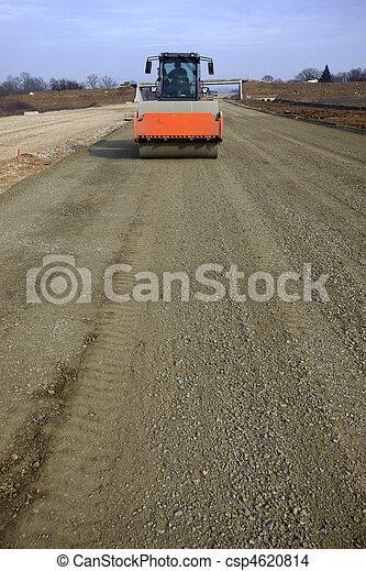 road construction - csp4620814