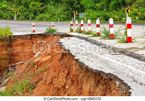 Road Construction - csp14945102