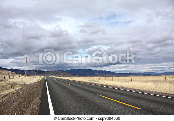 Road Home - csp9884860