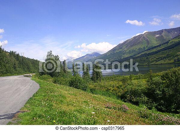 Road Less Traveled - csp0317965