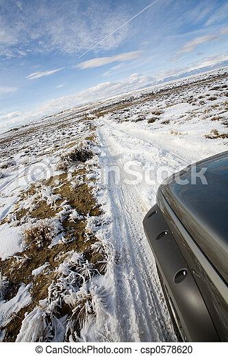 road less traveled - csp0578620