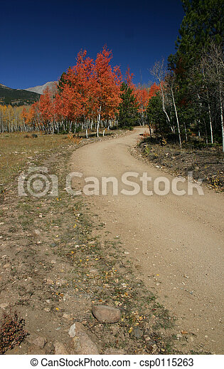 Road Less Traveled - csp0115263
