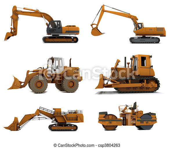 Road machinery - csp3804263