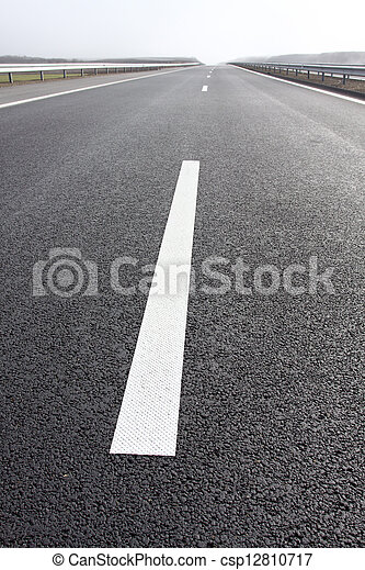 road marks - csp12810717