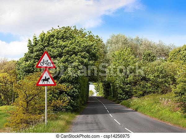 Road - csp14256975