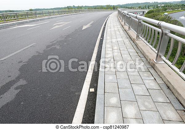 Road - csp81240987