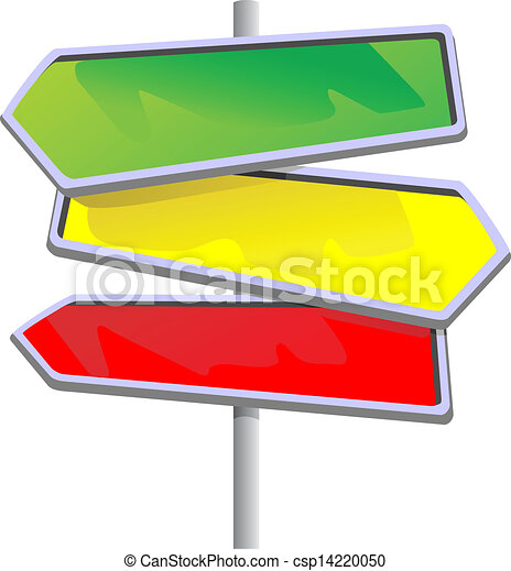 Road sign  - csp14220050