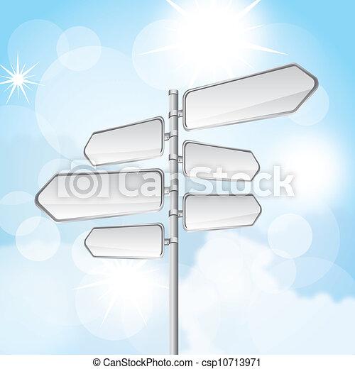 road sign - csp10713971