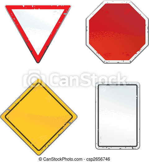 Road Signs - csp2656746