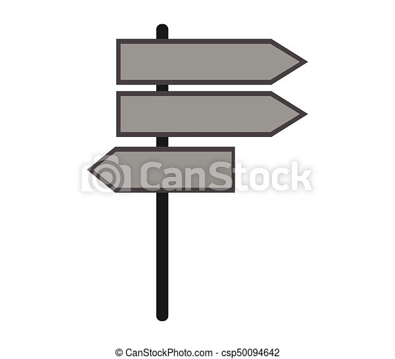 road signs - csp50094642